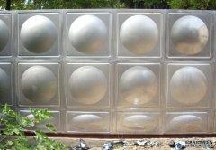 环保不锈钢生活水箱