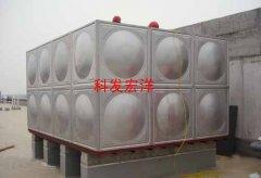 不锈钢消防水箱工程实例