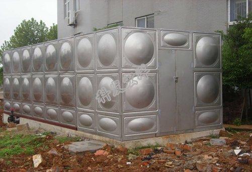 消防水箱工程图例2