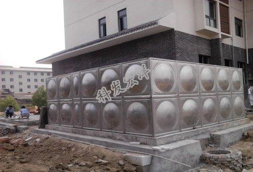混凝土内衬不锈钢水箱