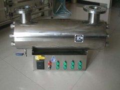 污水处理设备紫外线消毒器